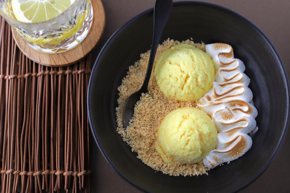 Παγωτό Λεμονόκρεμα