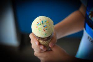 No-Churn Ice Cream ala Biterkin