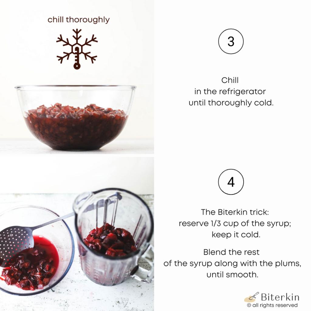 show steps 3_4 damson plum sorbet recipe